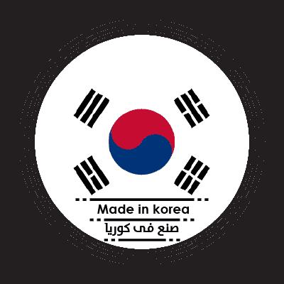 صنع في كوريا