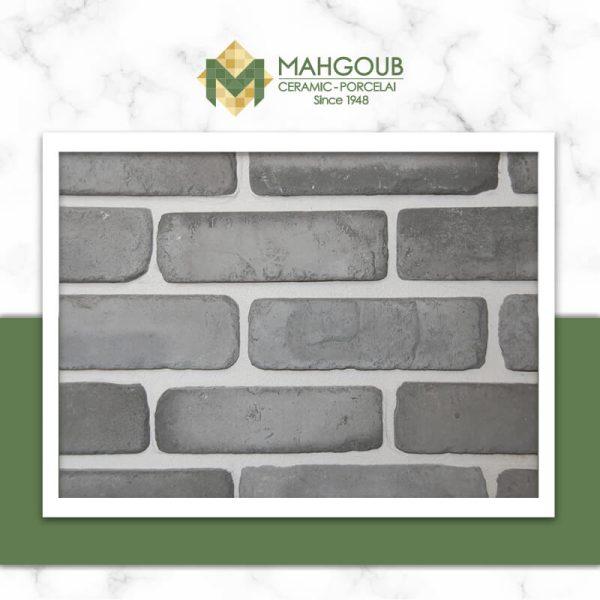 Mahgoub-Murano-Stone-Solid-Brick-Gray-B02